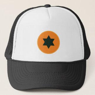 star half fruit trucker hat