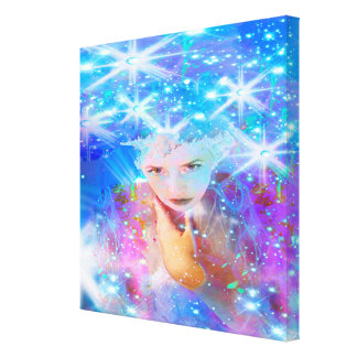 Star Horizon Canvas Print