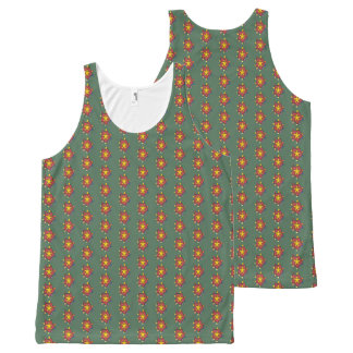 Star in Lights All-Over-Print Tank Top