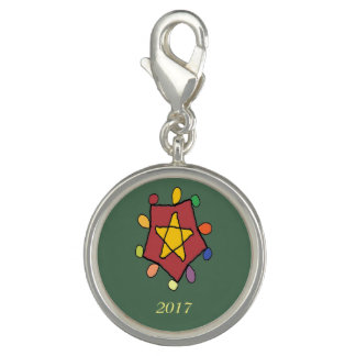 Star in Lights Charm