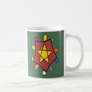 Star in Lights Coffee Mug