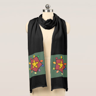 Star in Lights Scarf