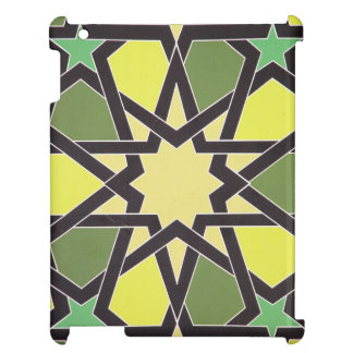Star in the Heart of Sharjah: Cool Vintage Pattern Cover For The iPad
