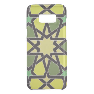 Star in the Heart of Sharjah: Cool Vintage Pattern Uncommon Samsung Galaxy S8 Plus Case