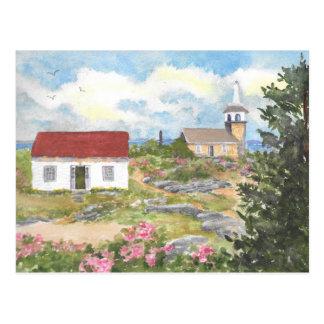 Star Island Isle of Shoals NH Post Card