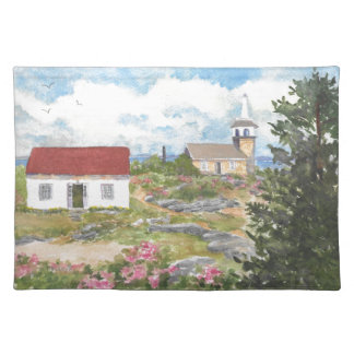 Star Island-Isles of Shoals NH Placemat