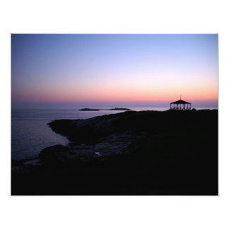 Star Island Sunset Photo Print