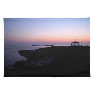 Star Island Sunset Placemat