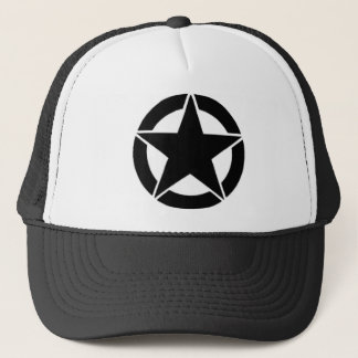 STAR / Jeep - Trucker Hat! Trucker Hat