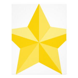 Star Letterhead