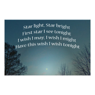 Star Light Star Bright Stationery