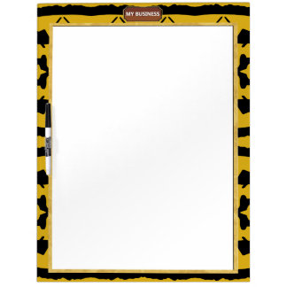 Star Line My Business Dry Erase Large Plain Board Dry-Erase Boards