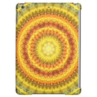 Star Lotus Mandala Cover For iPad Air