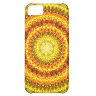 Star Lotus Mandala Cover For iPhone 5C