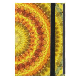 Star Lotus Mandala iPad Mini Covers