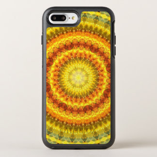 Star Lotus Mandala OtterBox Symmetry iPhone 7 Plus Case