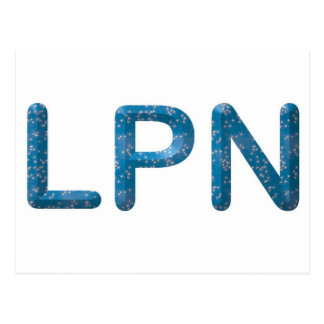 Star LPN Postcard