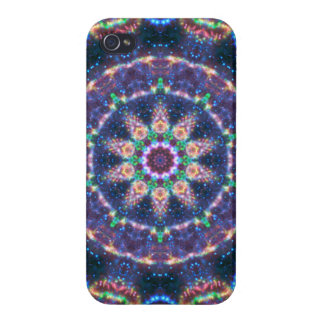 Star Magic Mandala Case For iPhone 4