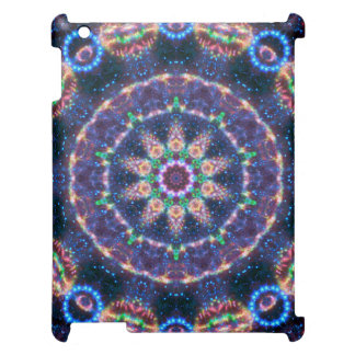 Star Magic Mandala iPad Case