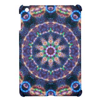 Star Magic Mandala iPad Mini Cover