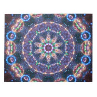 Star Magic Mandala Notepad