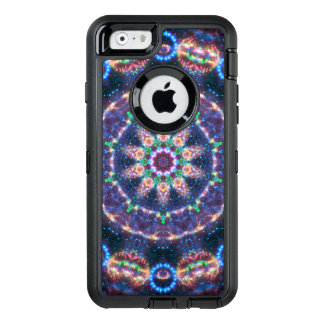 Star Magic Mandala OtterBox Defender iPhone Case
