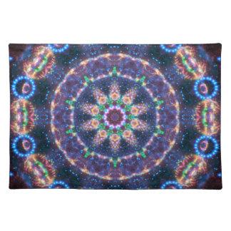 Star Magic Mandala Placemat