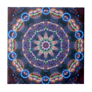 Star Magic Mandala Tile