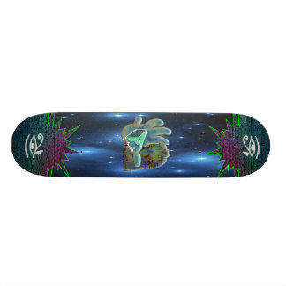 Star Maker Skateboard