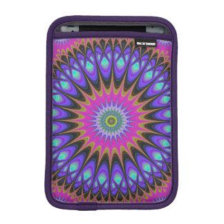 Star mandala iPad mini sleeve