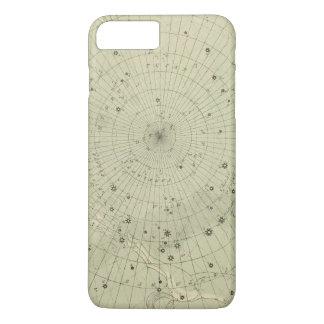 Star map of South polar region iPhone 7 Plus Case