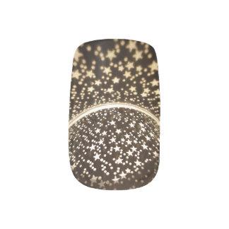 Star Minx Nails Nails Stickers
