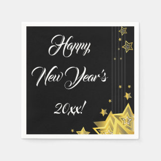 Star New Year's Eve Party | Paper Napkins