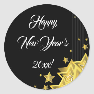 Star New Year's Eve Party | Sticker