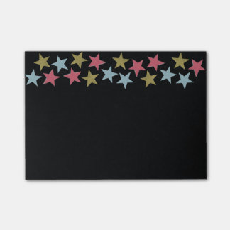 Star Notes on Black