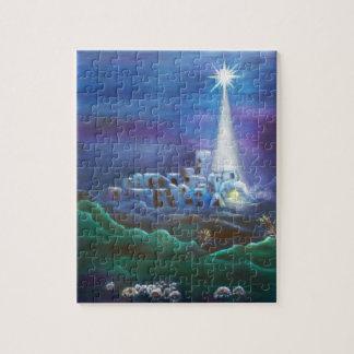 Star of Bethlehem Puzzle