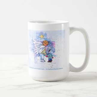 Star of Christmas Coffee Mug
