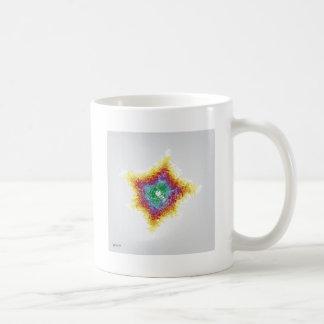 Star of color coffee mug