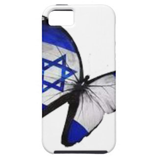 Star of David Butterfly iPhone 5 Covers
