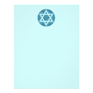 Star of David Custom Letterhead