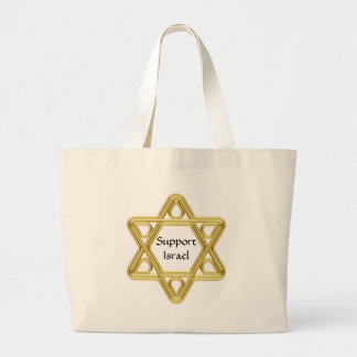 Star of David Gold Bag