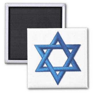 Star of David Jewish Israeli Symbol Magnet