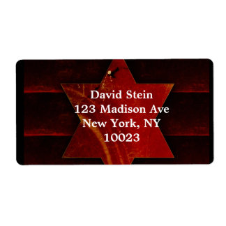 Star of David  labels
