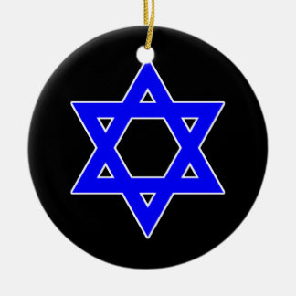 Star of David Ornament (double sided)