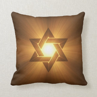 Star of David Pillow