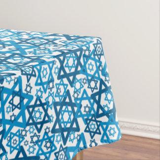 Star of David Random Tablecloth