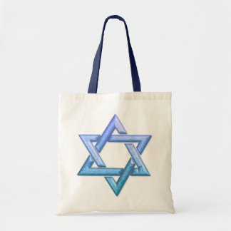 Star of David Small Tote Bag
