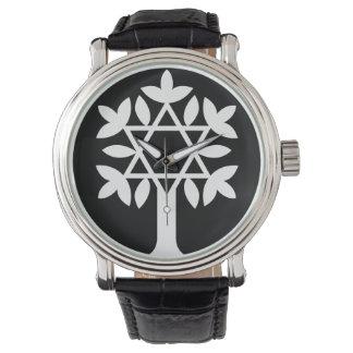 Star of David - Tree of Life Watch. Watch