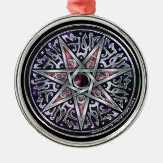 Star of Fey Premium Round Ornament