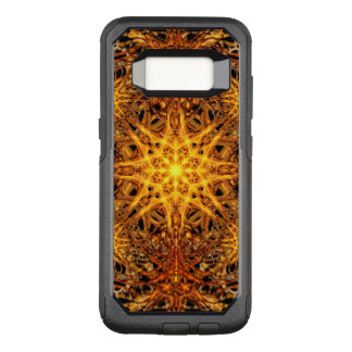 Star of Fire OtterBox Commuter Samsung Galaxy S8 Case